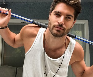 nick bateman, guy, and Hot image