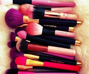 make up, fashion, and girl image