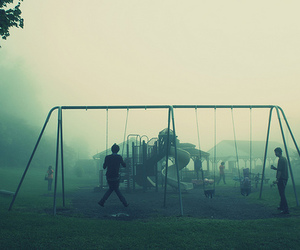 park, photography, and playground image