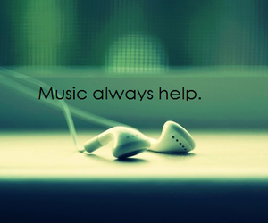 music, poor grammar, and music is life image