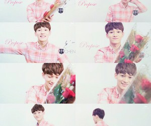 Chen, exo, and tender love image