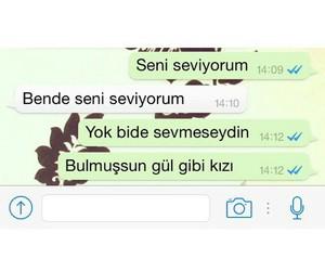 chats, whatsappchat, and Turkish image