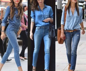 style, fashion, and jeans image