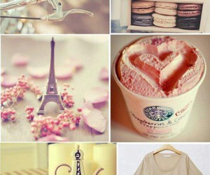 paris, pink, and girly image
