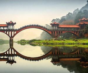 china and bridge image