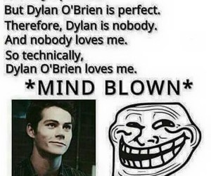 dylan o'brien, teen wolf, and dylanobrien image
