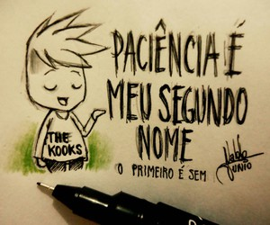 frase, quote, and sem paciencia image