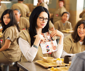 serie, laura prepon, and love image