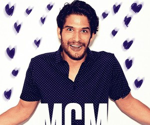 tyler posey, mcm, and teen wolf image