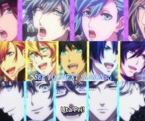 heavens, starish, and uta no prince sama image