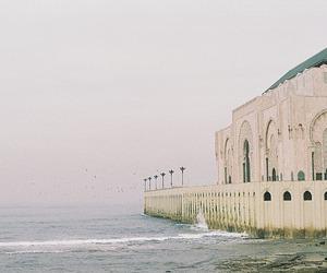 architecture, morocco, and sea image