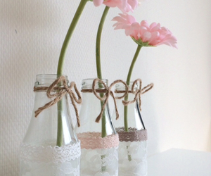 diy, creative, and flowers image