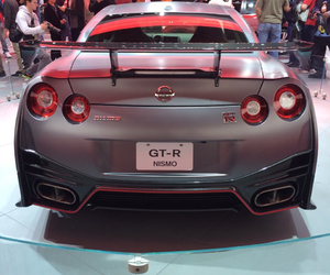 auto, gtr, and car image