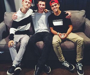 jack johnson, magcon, and shawn mendes image