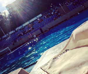 game, kids, and waterpolo image