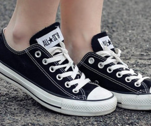 converse, style, and shoes image