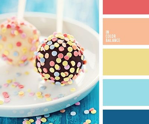 chocolate, color, and dessert image