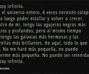 espanol, infinito, and quotes image