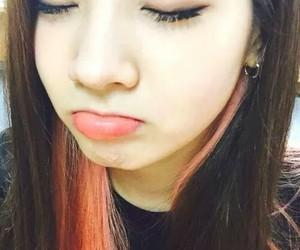 sixteen, dahyun, and JYP image