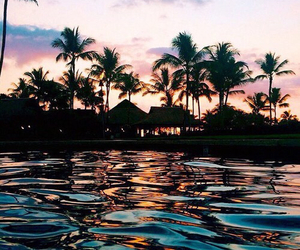 inspo, ocean, and paradise image
