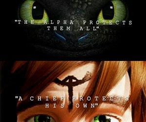 frienship, hiccup, and httyd image
