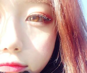 girl, korean, and beautiful image