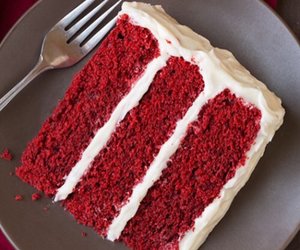 cake, red, and weight image