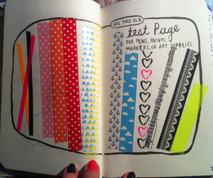 wreck this journal, WTJ, and test page image