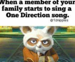 one direction, funny, and song image