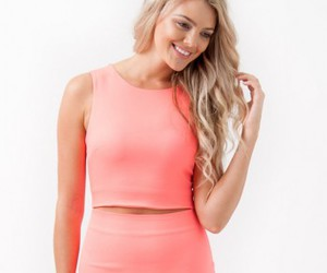 hot pink, ustrendy, and mini dress image