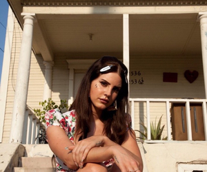 indie, summer, and lana image