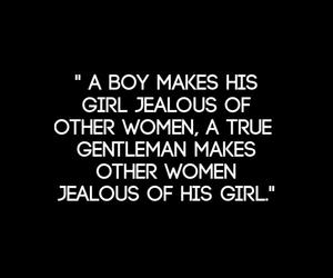 black and white, gentlemen, and girls image