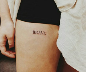 beautiful, brave, and courage image