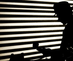 film noir, silhouette, and inspiration image