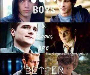 better, boys, and harry potter image