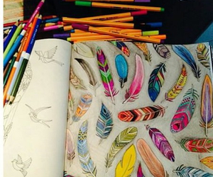 drawing, art, and colors image