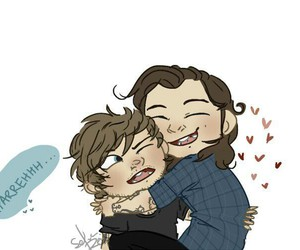 larry stylinson and fanart image