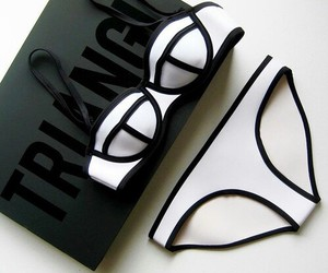 triangl, fashion, and summer image