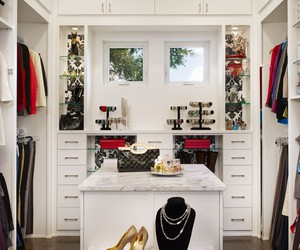closet, inspiration, and storage image