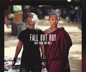 fall out boy, music, and FOB image