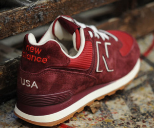 fashion, new balance, and style image