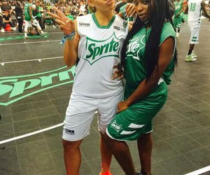 Basketball, dinah, and normani image