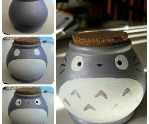 totoro, diy, and tutorial image