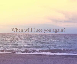 miss you, sad, and words image