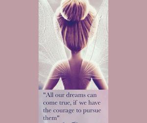 disney, dreams, and fairy image