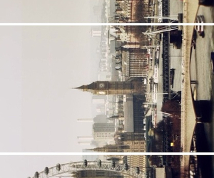 Big Ben, london, and scenery image