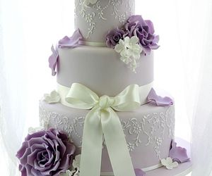 wedding and wedding cake image