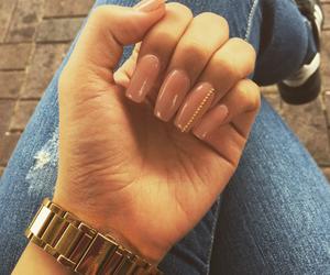adidas, mk, and nails image