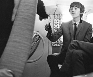 beatles, music, and ringo starr image
