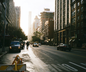 city, indie, and photography image